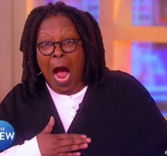 The View 3 14 2016 Whoopi Goldberg Donald Trump