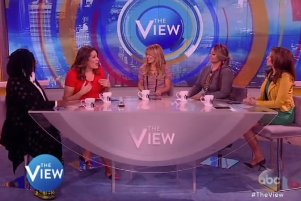The View March 28 2016