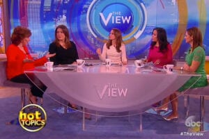 The View March 7 2016