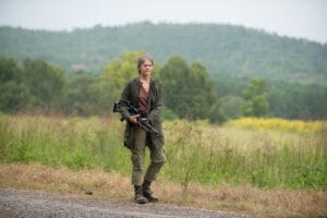 the walking dead melissa mcbride