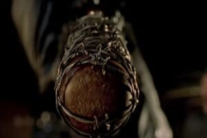 the walking dead negan bat