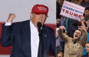 donald trump crowd