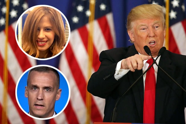 donald trump michelle fields corey lewandowski