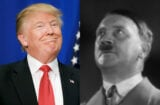 Donald Trump Adolf Hitler Bill Maher