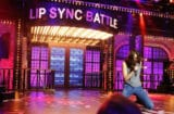 walking dead lauren cohan lip sync battle