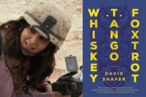 Whiskey Tango Foxtrot book vs. movie Tina Fey