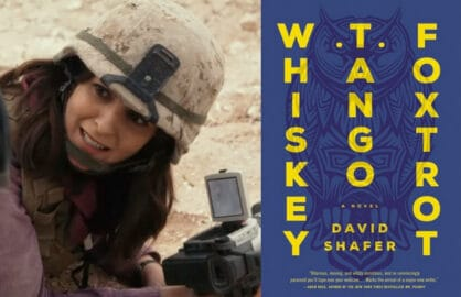 Whiskey Tango Foxtrot book vs. movie Tina Fey