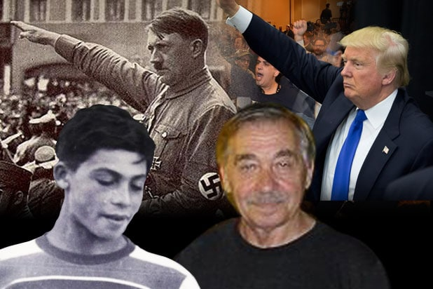 Are Hitler Trump-Comparisons Fair? A Holocaust Survivor Tells His Son