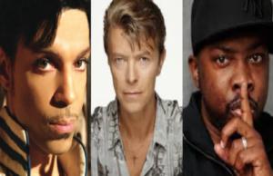2016 Music Icon Deaths