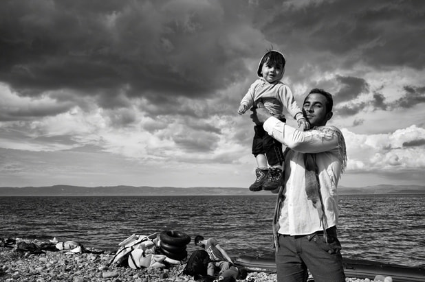 ASP Refugee Stoddart Greece