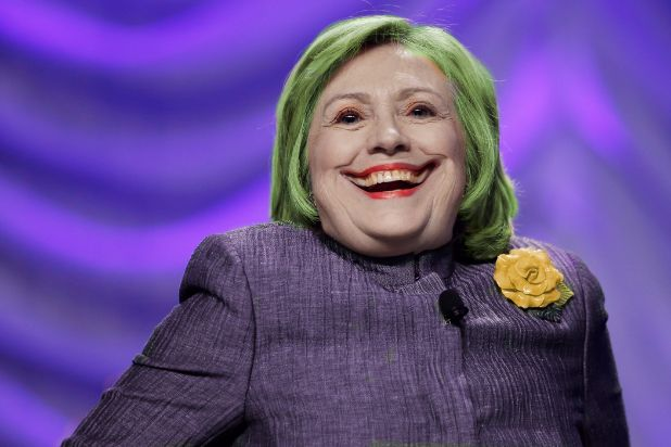hillary clinton photoshop battle reddit