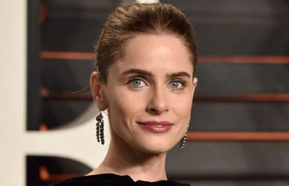 Amanda Peet on Botox, Alicia Vikander