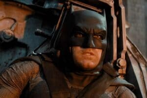 Ben Affleck batman questions