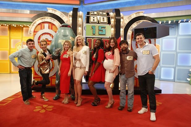 Big Brother Cast Full Wheel