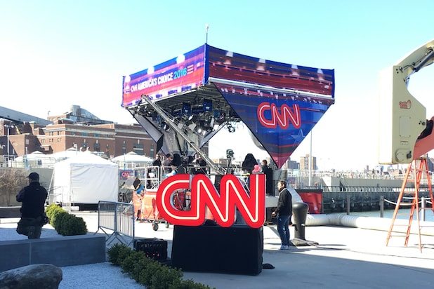 CNN election night coverage stream