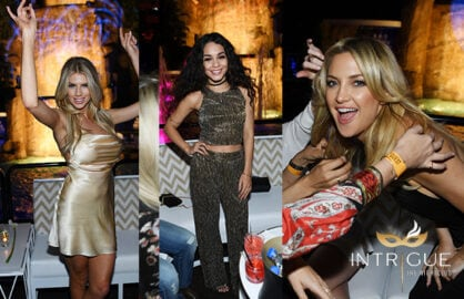 Kate Hudson Vannesa Hudgens Charlotte McKinney Intrigue Las Vegas Sean Christie