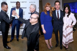 MPTF at the Reel Stories Real Lives benefit at Milk Studios