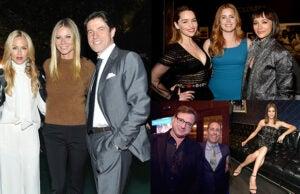 Party Report Gwyneth Paltrow Jerry Seinfeld Emilia Clarke