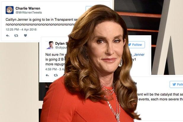 Caitlyn Jenner transparent twitter