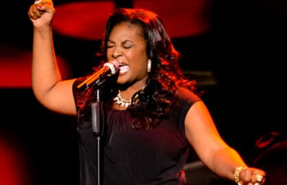 Candice Glover American Idol