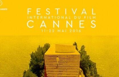 Cannes Film Festival Poster 2016