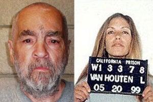 Charles Manson Leslie Van Houten