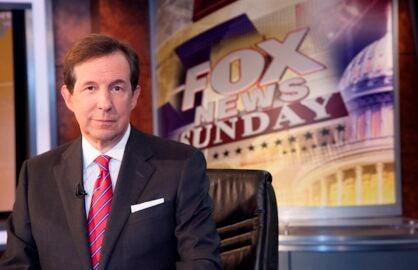 Chris Wallace Fox News Sunday