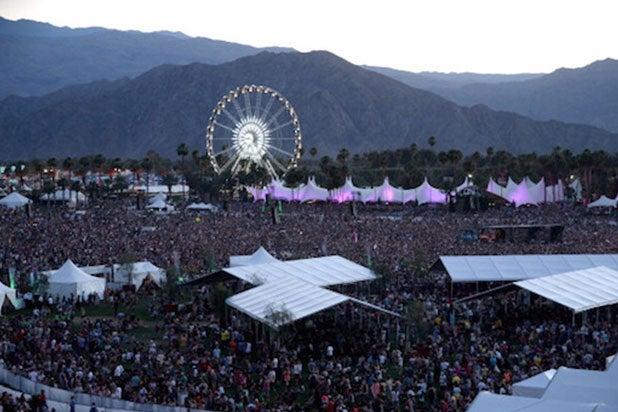 Coachella Landscape