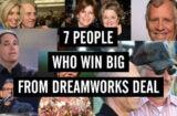 Comcast DreamWorks