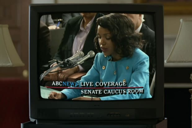 Confirmation Anita Hill