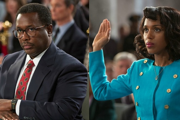 Confirmation Kerry Washington Wendell Pierce