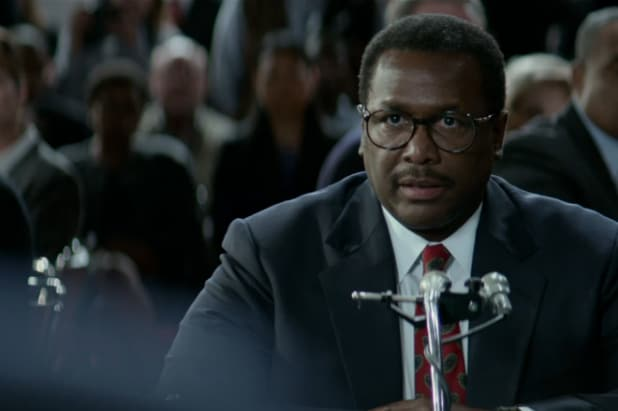 Confirmation Wendell Pierce