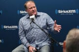 Curt Schilling on Sirius April 2016