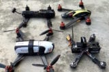 Drone racers for competitive sport