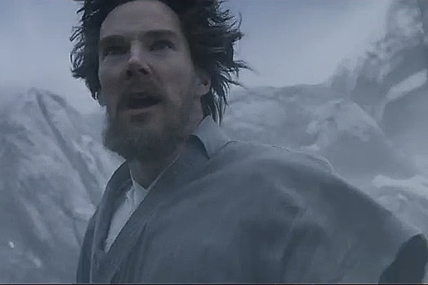 Doctor Strange in the the Snow