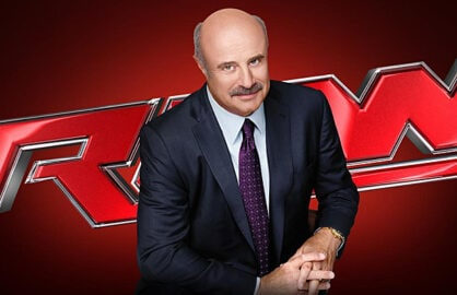 Dr Phil WWE