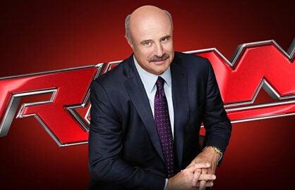 Dr Phil WWE