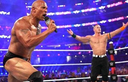 Dwayne Johnson The Rock Wrestlemania 32.jpg