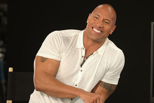 Dwayne Johnson Wants to be President