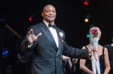 Eddie George in Chicago