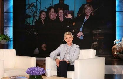Prince on Ellen