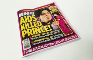 Prince AIDS Report: Activists Say National Enquirer Is 'Turning AIDS into Godzilla'