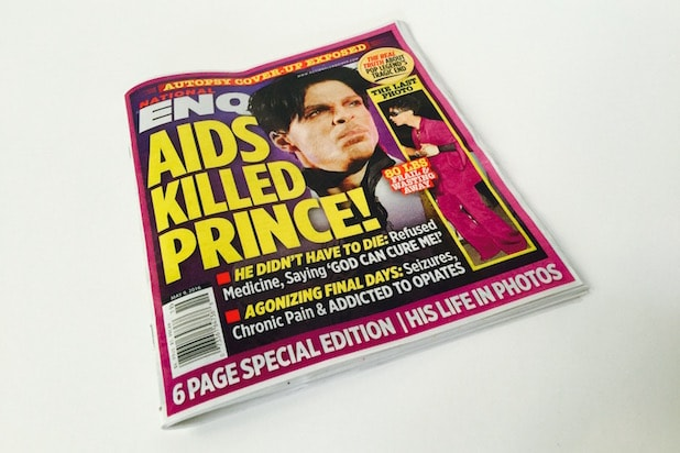 prince aids report