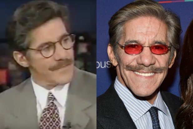 Geraldo Rivera O.J. Simpson Trial