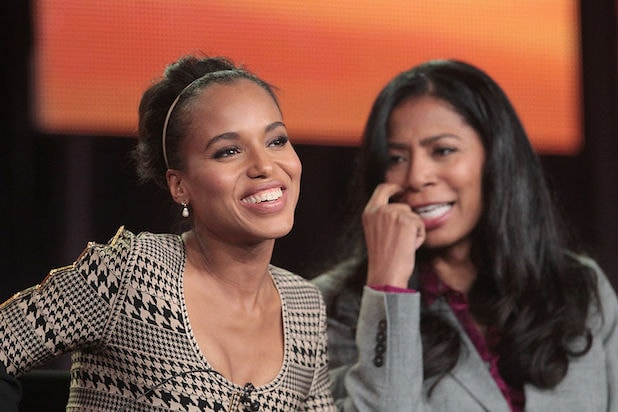 Kerry Washington's 'Confirmation' Features Real-Life Woman Who Inspired 'Scandal'