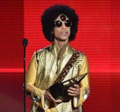 prince 2015 American Music Awards