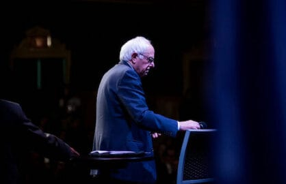 Why Bernie Sanders' Attack on Hillary Clinton Could Be His Undoing