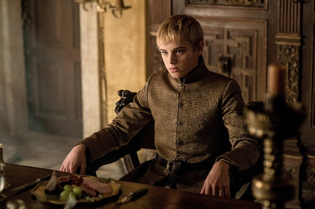 HBO game of thrones tommen