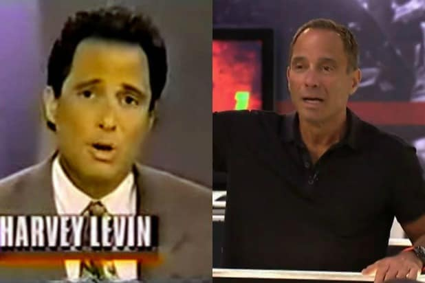 Harvey Levin O.J. Simpson Trial