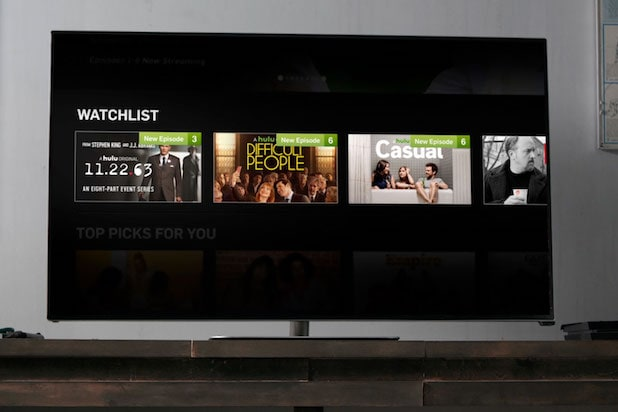 Hulu introduces a Watchlist of personalized shows